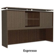 "Alera SedinaAG Series 66"" Hutch with Sliding Doors - SE266615"