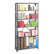 "Safco Commercial 6-shelf Kit 36"" x 24"" - 6270"