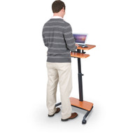 Balt Up-Rite Workstation Height Adjustable Sit-Stand Desk - 90459