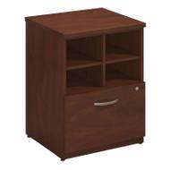 Bush Business Furniture Series C Elite Pedestal Storage Cabinet Assembled Hansen Cherry - WC24503SU