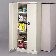 "Alera Space Mizer Steel Storage Cabinet 66"" x 30"" - ALE-86630"