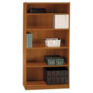 """Bush Universal Bookcase 72"""" Royal Oak - WL12446-03"""