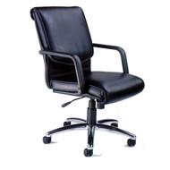 Mayline Mercado Alliance Leather Chair - AL