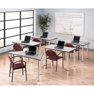 Bush Aspen Conference Table Package 4 - ASPEN4