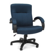 CLEARANCE! OFM Stature Series Executive Mid-Back Conference Chair - 453