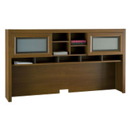 Bush Achieve Hutch Warm Oak Finish - PR67311