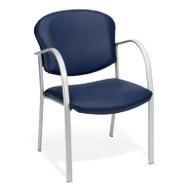 OFM Danbelle Guest Reception Chair, Vinyl - 414-VAM