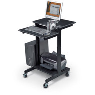 Balt Workstation Computer Cart - 85052
