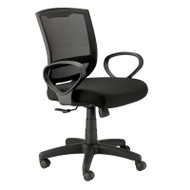 Eurotech by Raynor Maze Mesh Chair with Loop Arms - MT3000