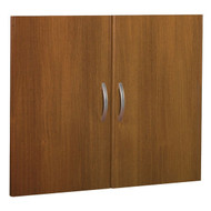 Bush Business Furniture Series C Bookcase Half-Height Door Kit Warm Oak - WC67511