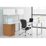 HON Voi L-Shaped Desk - VOI-2