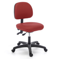 Cramer Fusion Fit Desk-Height Small Back Chair 2-way Vinyl - FFSD2-V