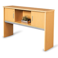 CLEARANCE SPECIAL! OFM Milano Executive Hutch - 55504
