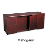 HON 10700 Series Credenza with Doors, Assembled - 10742