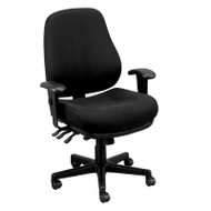 Eurotech by Raynor 24/7 Fabric Task Chair - 24-7
