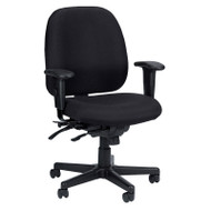 Eurotech by Raynor 4x4 Fabric Office Chair with Seat Slider - 498SL