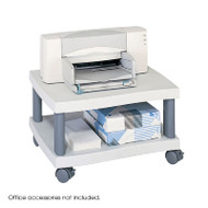 Safco Wave Under Desk Printer Stand - 1861GR