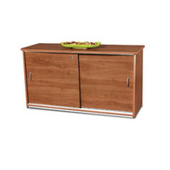 CLEARANCE SPECIAL! OFM Sliding Door Credenza - 55135