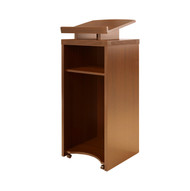 Mayline Aberdeen / Brighton Series Lectern Cherry Finish - ALCT-LCR