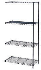 "Safco Shelving Add-on Unit 72""H x 18""D x 36""W - 5286"