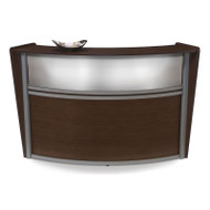 OFM Marque Single Plexi-Reception Station 55310