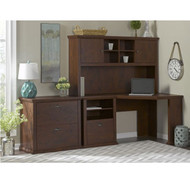 Bush Yorktown Corner Desk Package - YRK007ANC