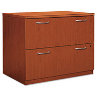HON Park Avenue Laminate Collection Lateral File Cabinet, Assembled - PC634XVJ