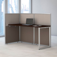 "MONTHLY SPECIAL! Bush Furniture Easy Office Straight Desk 60"" Open - EOD160MR-03K"