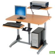Balt Ergo E. Eazy Sit Stand Workstation - 82493-82593