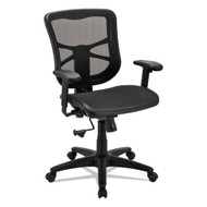 Alera Elusion Mesh Mid-Back Swivel Tilt Chair - EL42B18