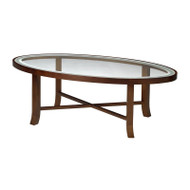 Mayline Illusion Series Coffee Table - M106C