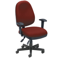 CLEARANCE! OFM Ergonomic Sliding Seat Computer Task Chair - 122