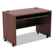 "Alera Valencia Collection Mobile Workstation Desk 42"" - ALE-VA204224"