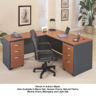 Bush Business Furniture Series C Package L-Shaped Desk - SC21