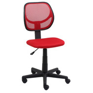 OFM Essentials Series Task Chair - E1009-RED