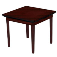 Mayline Corsica Veneer End Table Sierra Cherry - CTS-CRY