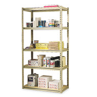 Tennsco Stur-D-Stor Shelving 5-Shelves - LSS-361872