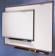 Quartet Prestige Total Erase Boards 4' x 3' Graphite Finish Frame - TE544G