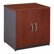 "Bush Business Furniture Series C Cabinet 30"" Hansen Cherry - WC24496A"