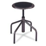 Safco Diesel Series Stool with Low Base without Back - 6669