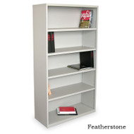 Marvel Ensemble Steel Bookcase 5-Shelf - MSBC536