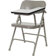 Flash Furniture Premium Steel Folding Chair with Left Tablet - HF-309AST-LFT-GG
