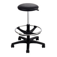 Safco Extended Height Lab Stool - 3436BL