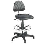 Safco Task Master Deluxe Workbench Chair - 5113