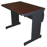 Marvel Pronto Training Table with Lockable Wire Management 36 x 30 - PTR3630L