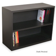 Marvel Ensemble Steel Bookcase 2-Shelf - MSBC236
