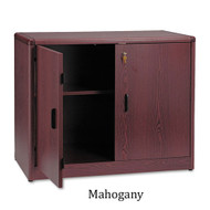 HON 10700 Series Locking Storage Cabinet, Assembled - 107291