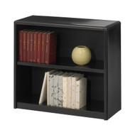 "Safco Value Mate Steel Bookcase 28"" 2-Shelf - 7170"