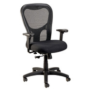 Eurotech by Raynor Apollo Synchro Mesh Back Chair with Fabric Seat - MM9500