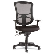 Alera Elusion Mesh High-Back Multifunction Chair - EL41ME10B